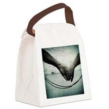 Dazzle Canvas Lunch Bag
