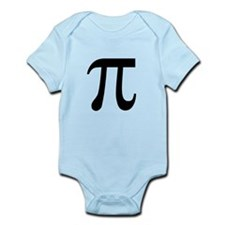 Pi Symbol Infant Bodysuit