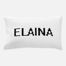 Elaina Digital Name Pillow Case