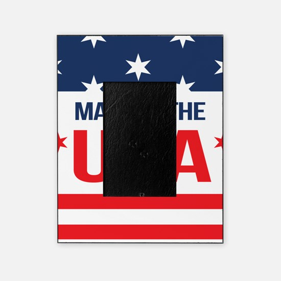 Made In USA Picture Frame