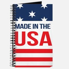 Made In USA Journal
