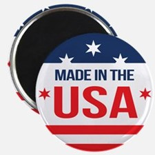 Made In USA Magnets