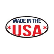 Made In USA Patch