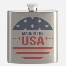 Made In USA Flask