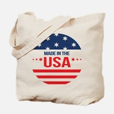 Made In USA Tote Bag