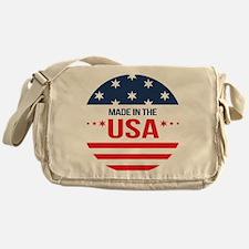 Made In USA Messenger Bag