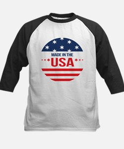 Made In USA Baseball Jersey