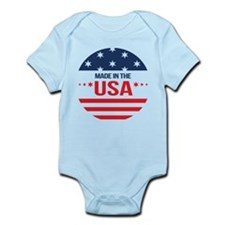 Made In USA Body Suit