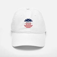 Made In USA Baseball Baseball Baseball Cap
