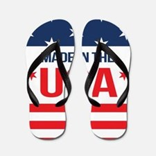 Made In USA Flip Flops