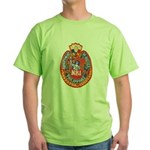 Philippine NBI Green T-Shirt