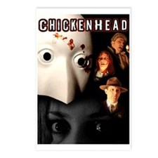 Chickenhead Postcards (Package of 8)