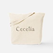 Cecelia Seashells Tote Bag