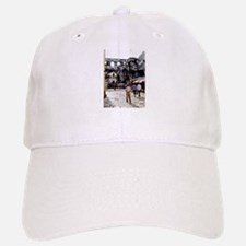 Lost In Thought and Time Baseball Baseball Baseball Cap