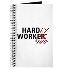 Hardly Working Journal