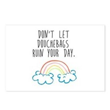 Douchebags Postcards (Package of 8)