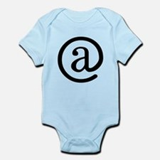 """At"" Symbol Infant Bodysuit"