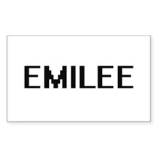 Emilee Digital Name Decal