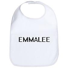 Emmalee Digital Name Bib