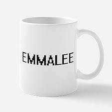 Emmalee Digital Name Mugs