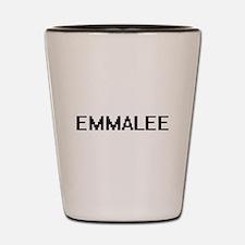 Emmalee Digital Name Shot Glass