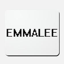Emmalee Digital Name Mousepad