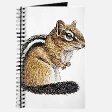 Chipmunk Cutie Journal