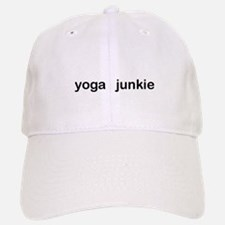 yoga Baseball Baseball Cap
