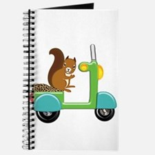 Squirrel on a Scooter Journal