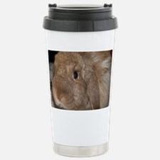 Morris the Happy Bunny Travel Mug