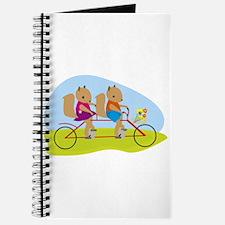 Squirrels on a Tandem Bike Journal