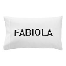 Fabiola Digital Name Pillow Case