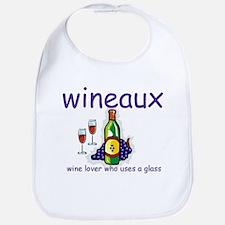 Wine Lover - Wineaux Bib