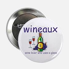 Wine Lover - Wineaux Button