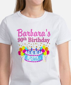 90 AND FABULOUS Women's T-Shirt