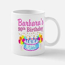 90 AND FABULOUS Mug