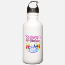 90 AND FABULOUS Water Bottle