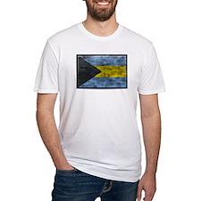 Dirty Bahamas Flag T-Shirt