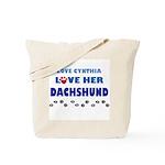 Cynthia Tote Bag