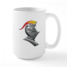 Medieval Soldier Helmet Mugs