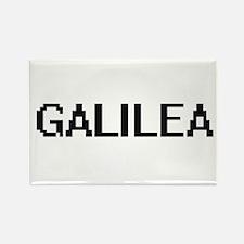 Galilea Digital Name Magnets