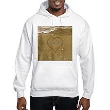 Carlton Beach Love Jumper Hoodie
