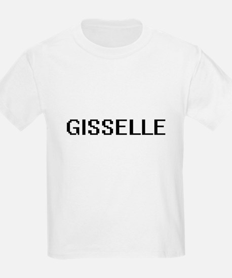 Gisselle Digital Name T-Shirt