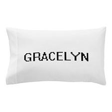 Gracelyn Digital Name Pillow Case