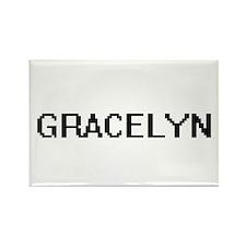Gracelyn Digital Name Magnets