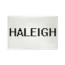 Haleigh Digital Name Magnets