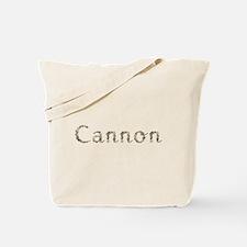 Cannon Seashells Tote Bag