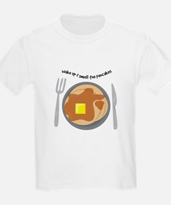 Smell The Pancakes T-Shirt