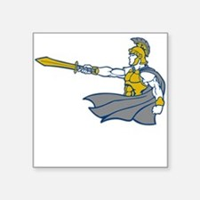 Roman Warrior Sticker