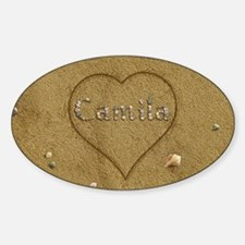 Camila Beach Love Decal